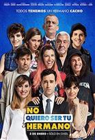 Poster de:2 NO QUIERO SER TU HERMANO