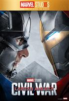 Marvel10: Capitán America Civil War