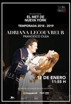 METNY: Adriana Lecouvreur