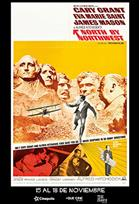 Poster de:2 Hitchcock: North by Northwest