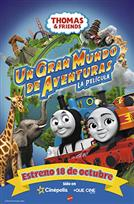 Poster de:2 Thomas and Friends un gran mundo de aventuras