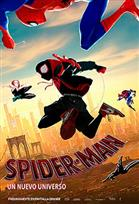 Poster de:1 SPIDER-MAN: UN NUEVO UNIVERSO
