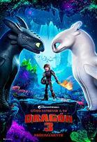 Poster de:1 COMO ENTRENAR A TU DRAGON 3