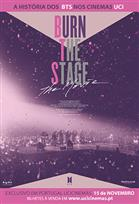 Poster de:1 Burn the Stage: the Movie