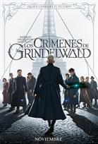 Poster de: Animales Fantasticos: Los crim. de Grindelwald XE