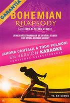 Poster de:1 BOHEMIAN RHAPSODY SING ALONG