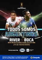 River Plate vs. Boca Junior Final 2 2018