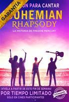 Poster de:1 Sing Along-Bohemian Rhapsody, La Historia