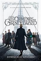 Poster de:1 Animales Fantasticos:Los crim de Grindelel 4DXD