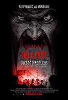 Poster de:1 Hell Fest