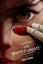 Poster de:1 BATTLE ANGEL: LA ULTIMA GUERRERA