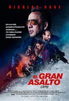 Poster de:2 211:El Gran Asalto