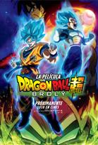 Poster de:1 Dragon Ball Super:Broly