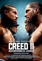 Poster de: Creed II: Defendiendo el Legado