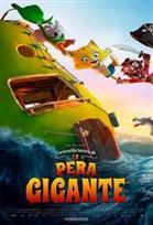 Las aventuras de la pera gigante 2D