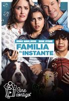 Cine Contigo: Familia al instante