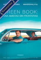 Poster de:1 Green Book: una Amistad sin Fronteras