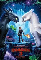 Poster de:1 Cómo entrenar a tu dragón 3