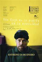 Van Gogh, En la puerta de la eternidad