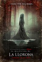 Poster de:1 LA MALDICION DE LA LLORONA