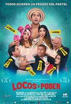 Poster de:2 Locos al poder