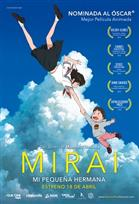 Poster de:2 MIRAI: MI PEQUEÑA HERMANA