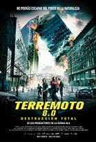 Terremoto 8.0 Destrucción total
