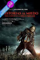 Poster de:1 Historias de Miedo para contar en la Oscuridad