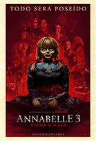 Poster de: Annabelle 3: Viene a Casa