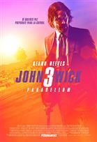 Poster de:1 John Wick 3: Parabellum