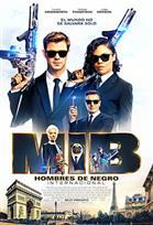 Poster de:1 Hombres de negro MIB Internacional