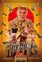 Poster de:2 Mentada de Padre