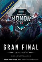 Gran Final División de Honor Clausura 2019