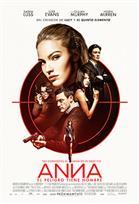 Poster de: Anna: El peligro tiene nombre