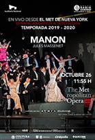 MET NY Manon (Massenet)