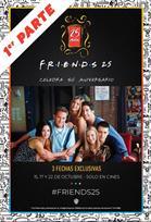 FRIENDS 25 AÑOS 1