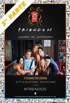 FRIENDS 25 AÑOS 3