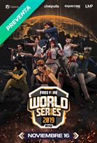 Free Fire World Series: Rio 2019