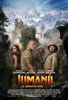 Poster de:1 Jumanji el Siguiente Nivel