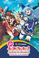 Konosuba: Legend of Crimson The Movie