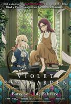 Violet Evergarden eternity & auto memory doll