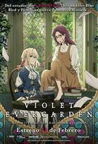 Violet Evergarden eternity & auto memory doll