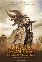 Monster hunter: La cacería comienza