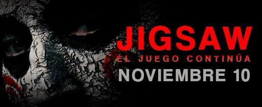 Jigsaw El Juego Continua