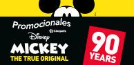 Nuevos Promocionales Mickey Mouse