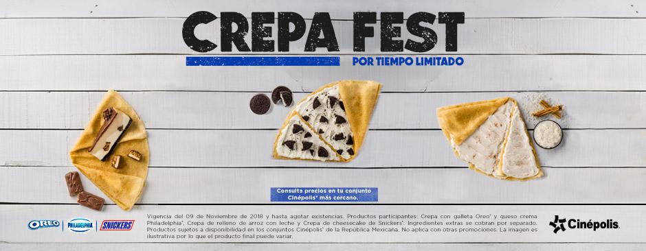 Crepa Fest