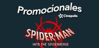 Nuevos Promocionales Spiderman
