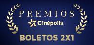 Premios Cinépolis Taquilla
