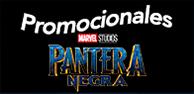 Nuevos Promocionales Pantera Negra