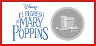Nuevos Promocionales Mary Poppins